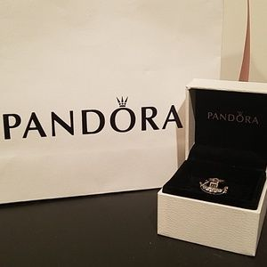 Pandora Gondola Charm w/Box